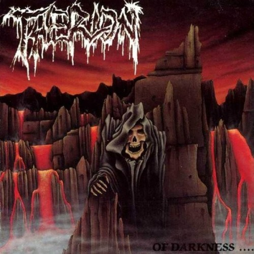 THERION - Of Darkness... CD