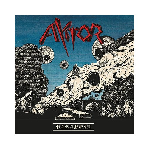 AKTOR - Paranoia CD