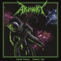 ARMORY - World Peace… Cosmic War CD