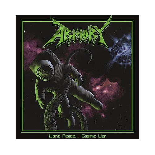 ARMORY - World Peace… Cosmic War CD