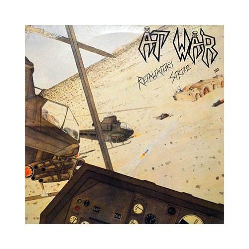 AT WAR - Retaliatory Strike CD