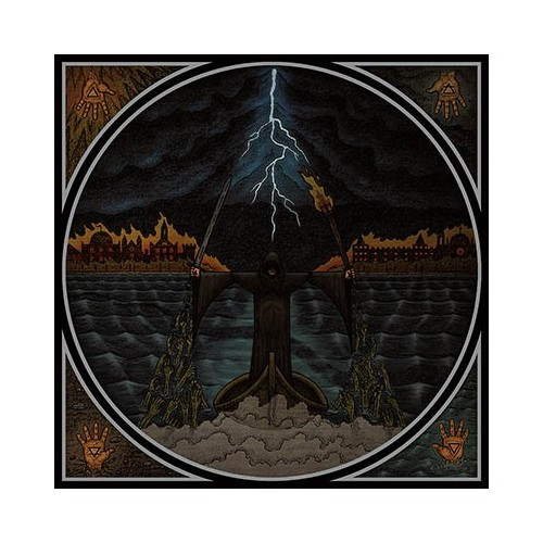 CAPILLA ARDIENTE - Bravery, Truth And The Endless Darkness CD