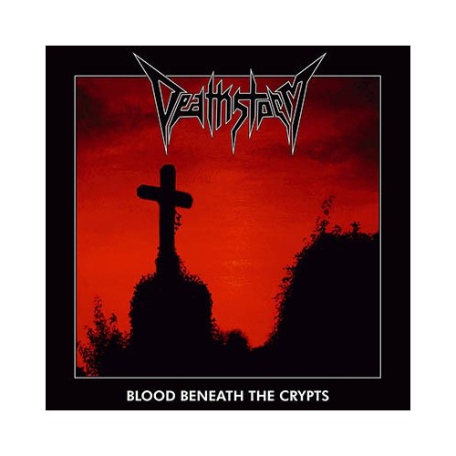DEATHSTORM - Blood Beneath the Crypts CD