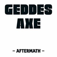 GEDDES AXE - Aftermath CD DIGIPAK