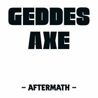 GEDDES AXE - Aftermath CD DIGIPAK