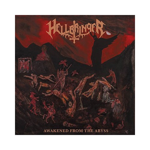HELLBRINGER - Awakened from the Abyss CD