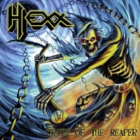 HEXX - Wrath of the Reaper CD
