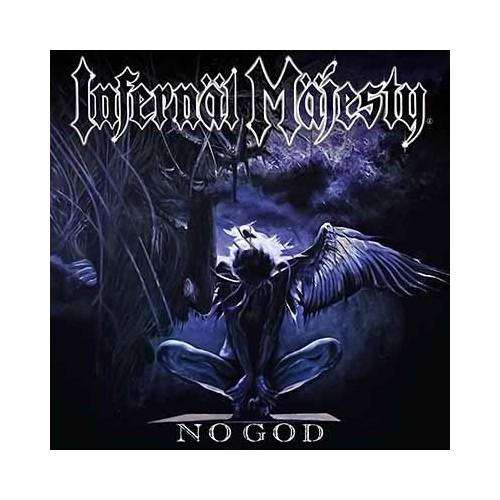 INFERNAL MAJESTY - No God CD DIGIPAK