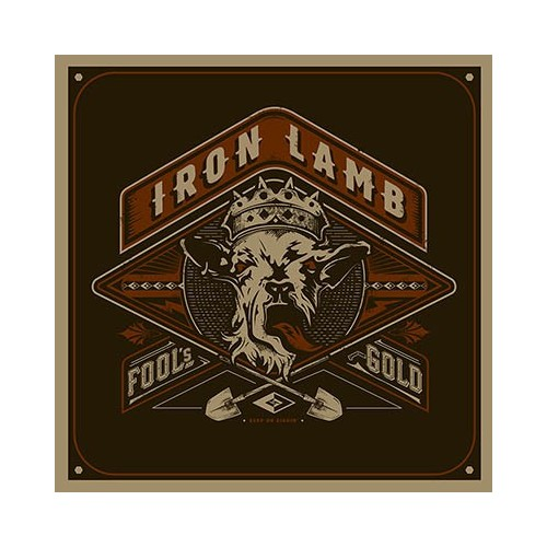 IRON LAMB - Fool's Gold CD