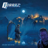 QUARTZ - Fear No Evil CD