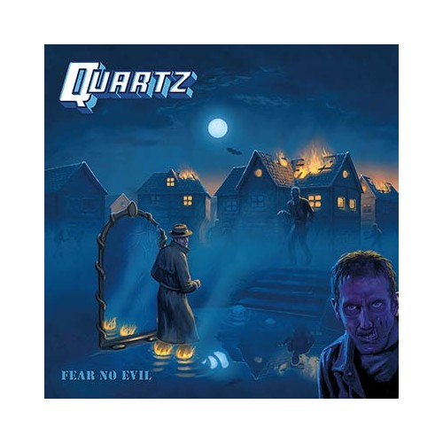 QUARTZ - Fear No Evil CD