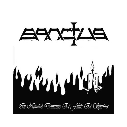 SANCTUS - s/t CD