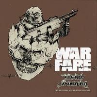 WARFARE - Metal Anarchy: The Original Metal-Punk Sessions CD