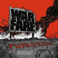 WARFARE - Pure Filth: From the Vaults of Rabid Metal CD