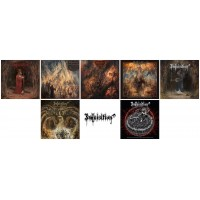 INQUISITION - pack with 7 CDs