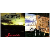 WINDIR : Sóknardalr CD + Arntor CD //pack
