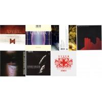 ULVER (7CDs): City + Blake + Teachings + 1stDecade + Lyckantropen + Svidd + Blood //pack