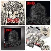 BENIGHTED : Necrobreed CD DIGIBOX + Brutalive The Sick CD/DVD DIGIPAK //2 items
