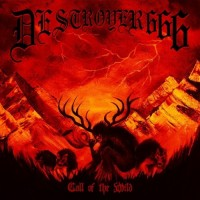 DESTRÖYER 666 - Call Of The Wild CD EP DIGIPAK