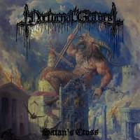 NOCTURNAL GRAVES - Satan's Cross CD DIGIPAK