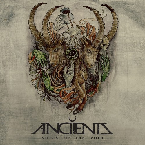 ANCIIENTS - Voice of the Void CD DIGIPAK