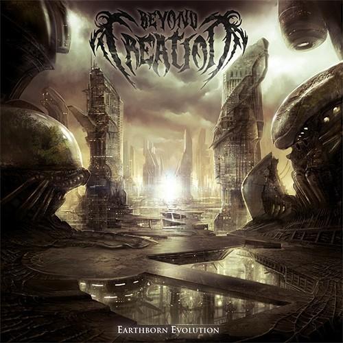 BEYOND CREATION - Earthborn Evolution CD