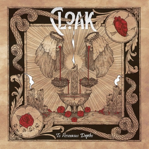 CLOAK - To Venomous Depths CD