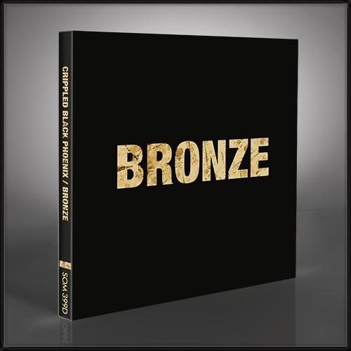 CRIPPLED BLACK PHOENIX - Bronze [Limited Deluxe Edition] CD DIGIPAK SLIPCASE