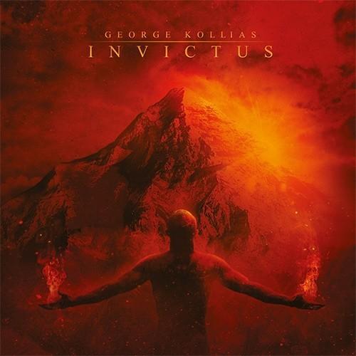 GEORGE KOLLIAS - Invictus CD DIGIPAK