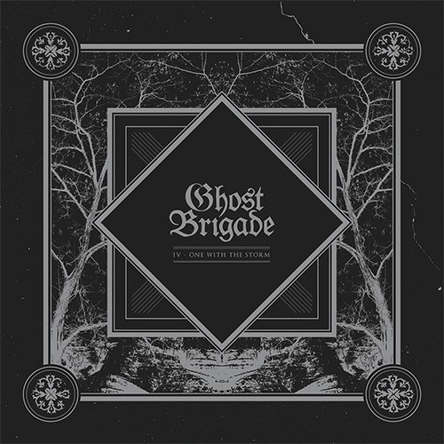 GHOST BRIGADE - IV · One With The Storm CD