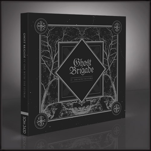GHOST BRIGADE - IV · One With The Storm CD DIGIPAK