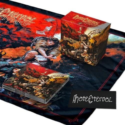 HATE ETERNAL - Infernus CD DIGIBOX