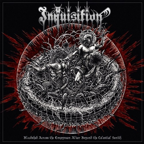 INQUISITION - Bloodshed Across The Empyrean Altar Beyond The Celestial Zenith CD