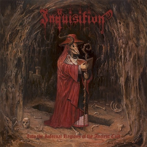 INQUISITION - Into the Infernal Regions of the Ancient Cult CD