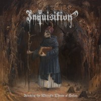 INQUISITION - Invoking the Majestic Throne of Satan CD DIGIPAK