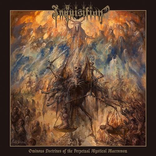 INQUISITION - Ominous Doctrines of the Perpetual Mystical Macrocosm CD DIGIPAK