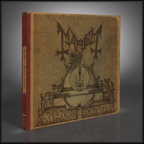 MAYHEM - Esoteric Warfare CD DIGIPAK