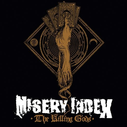 MISERY INDEX - The Killing Gods CD
