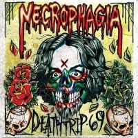 NECROPHAGIA - Deathtrip 69 CD BLOODPAK