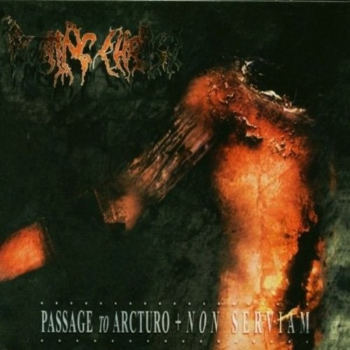 ROTTING CHRIST - Passage to Arcturo + Non Serviam DCD