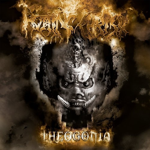 ROTTING CHRIST - Theogonia CD