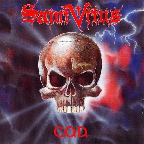 SAINT VITUS - C.O.D. [2013 reissue] CD
