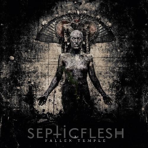 SEPTICFLESH - A Fallen Temple [2014 reissue] CD