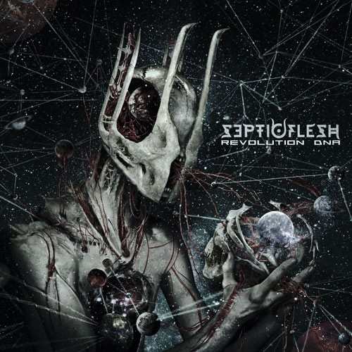 SEPTICFLESH - Revolution DNA [2016 reissue] CD DIGIPAK