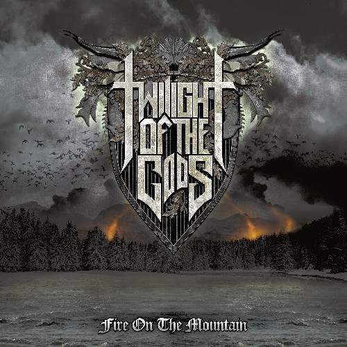 TWILIGHT OF THE GODS - Fire on the Mountain CD