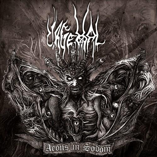 URGEHAL - Aeons In Sodom CD DIGIPAK
