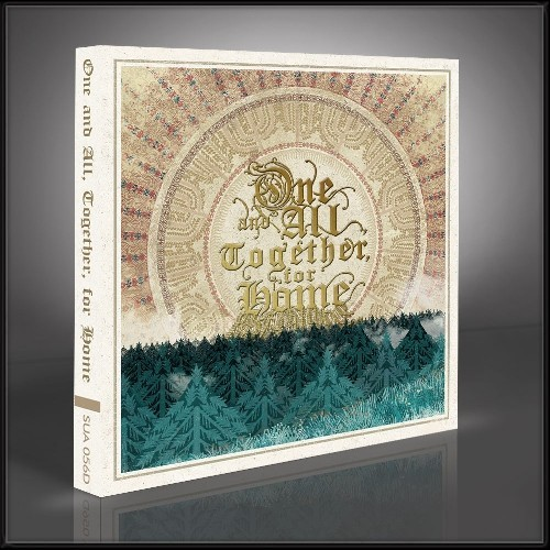 VARIOUS ARTISTS - One and All, Together, for Home 2CD DIGIPAK