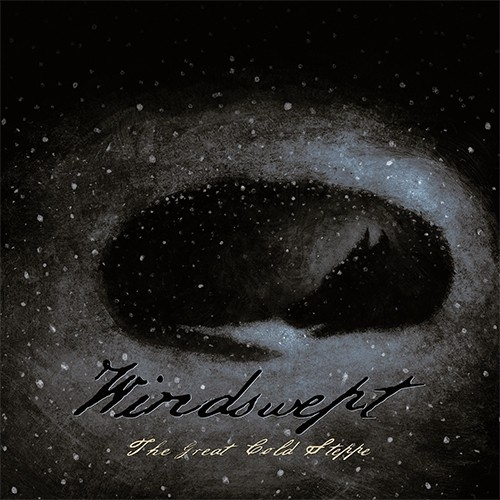 WINDSWEPT - The Great Cold Steppe CD DIGIPAK