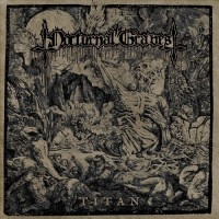 NOCTURNAL GRAVES - Titan CD DIGIPAK