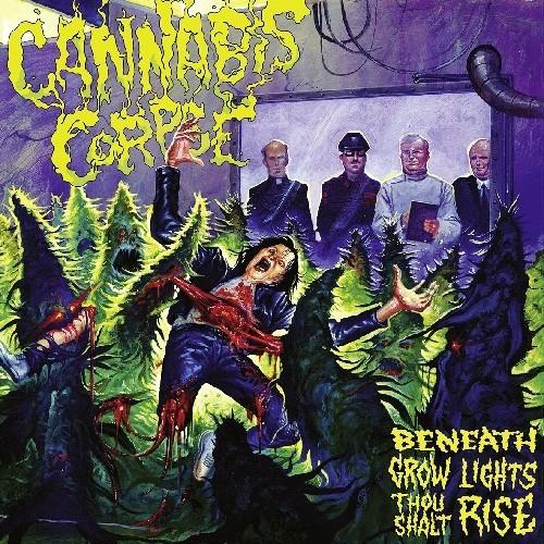 CANNABIS CORPSE - Beneath Grow Lights Thou Shalt Rise CD